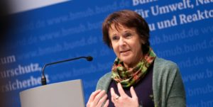 "Die bislang beschlossenen Maßnahmen reichen nicht aus ...; "", Maria Krautzberger"