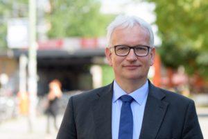 """"""". .Die Mainzerinnen und Mainzer haben ein Recht auf Saubere Luft ...; Jürgen Resch,Bundesgeschäftsführer der DUH; bild duh"""