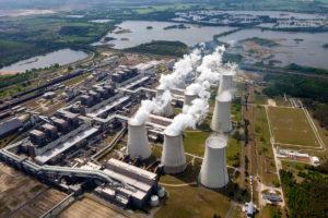 Tagebau droht Moore zu entwässern, ... Kraftwerk Jäntschwalde, bild leag, Andreas Francke