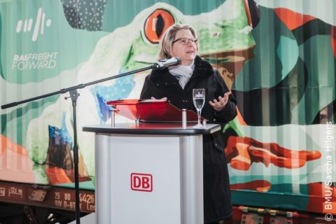 Diese Debatte hat viel zu lange abgelenkt ...; Svenja Schulze