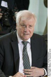 ...das wäre ein kraftvollerSchritt ...; Bundesinnenminister Horst Seehofer, bild steffen kugler