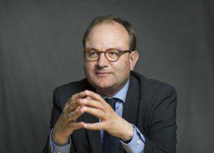 Nur so sinken die CO2-Emissionen tatsächlich...; Ottmar Edenhofer