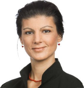 Den Klimanotstand ausrufen ...; Sahra Wagenknecht