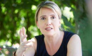 """"""".. Grüner Wasserstoff und Folgeprodukte werden zunehmend relevant ...!""""  Simone Peter"""