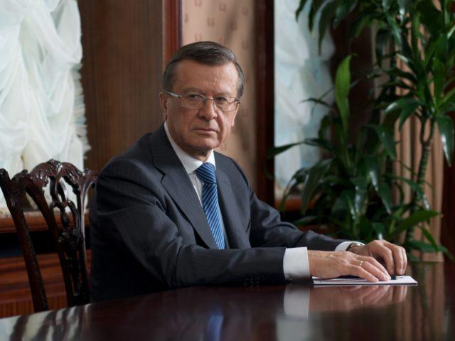 Gazprom Aufsichtsratschef bei Peterburger Dialog in Köingswinter