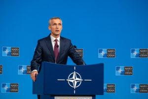 Soll das NATO-Klima nicht rüben ...?! NATO Generalsekretär  Jens Stoltenberg