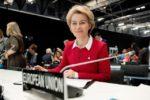 Wird es einen entscheidenden Einfluß haben, wenn die EU ihre Ziele in Madrid positioniert...? EU-Chefin von der Leyen