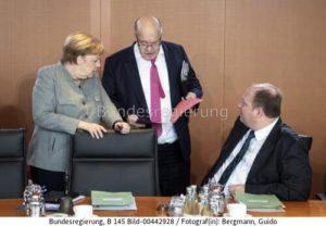 Gespräche mit den Kohlekraftwerksbetreibern dauern weiter an ...; Bild Guido Bergmann, bundesrg