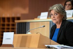 ...tragen zur Verwirklichung der Ziele des europäischen Grünen Deals bei ...; Elisa Ferreira.