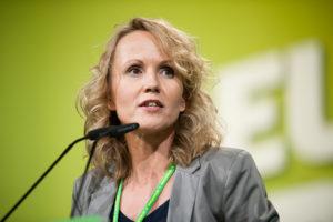 """""""...Es ist wichtig, die Artenvielfalt in der Agrarlandschaft zu erhalten...; Steffi Lemke, bild grüne dessau"""