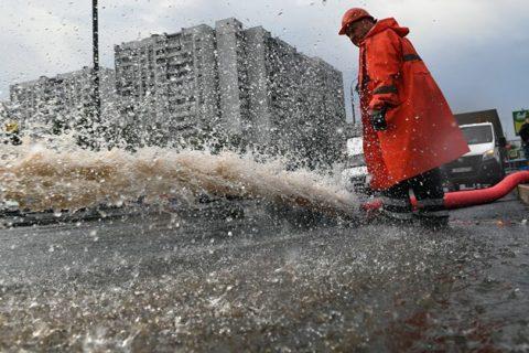 Politspitze nasse Füße bekommen...?sputnik Bild Walerij Meinkow