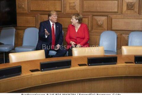 """""""Du musst auf diese Frage – zu Nord-Stream 2 –  nicht antworten, Angela…!"""""""