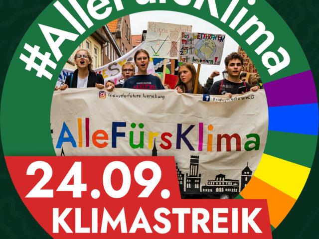 """""""…die Bundestagswahl zur Klimawahl machen…!!!"""""""